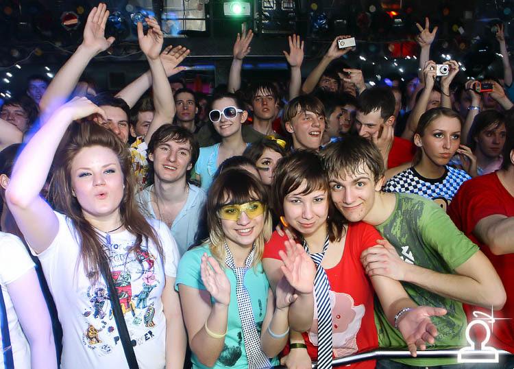 John B @ Rock City Club, Novosibirsk, Russia, 13.4.08
