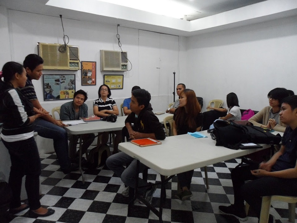 Interview 101 Workshop with Ada Cuaresma