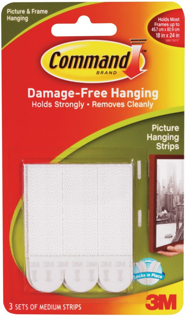 Target 3m Command Picture Hanging Strips Only 131