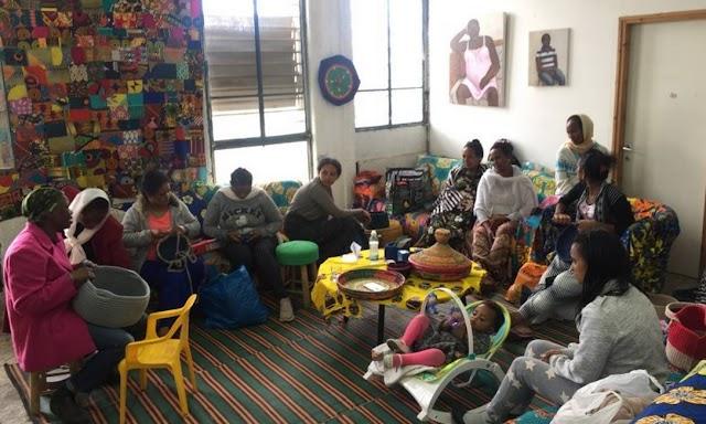 Imigrantes criam a 'Pequena África' no sul de Tel Aviv