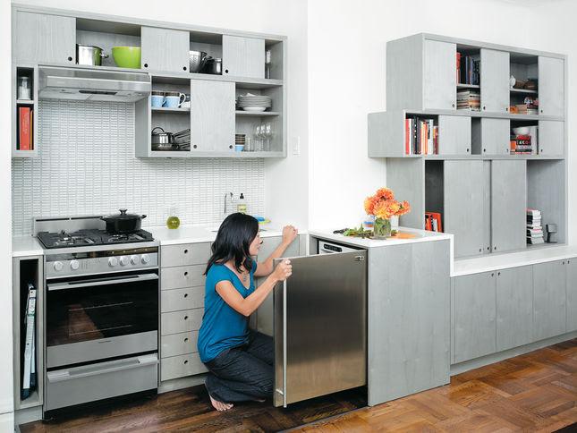 Slideshow: 5 Smart Kitchen Storage Solutions | Dwell