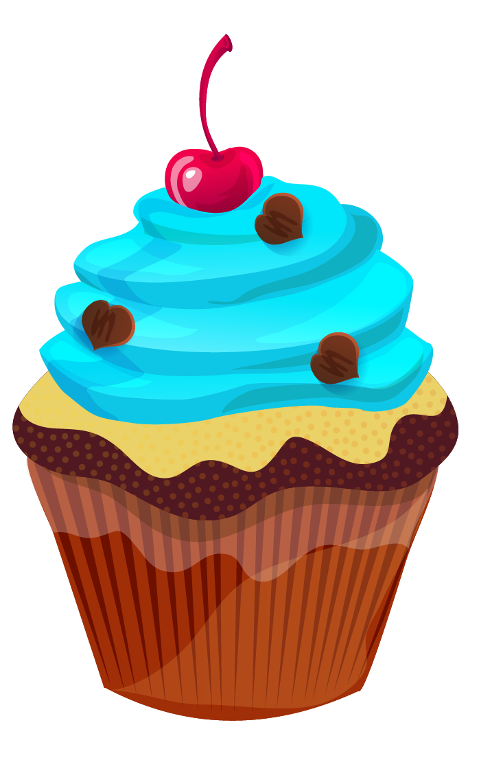 Birthday Clipart Cute Cake