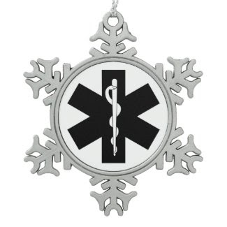 EMS Theme Ornament