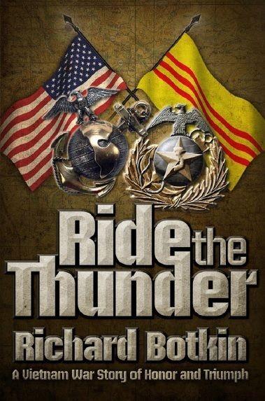 Cuốn phim: Ride the Thunder (Cưỡi Ngọn Sấm) - phim lấy lại danh dự cho quân lực VNCH và Hoa Kỳ đã hy sinh cho tự do