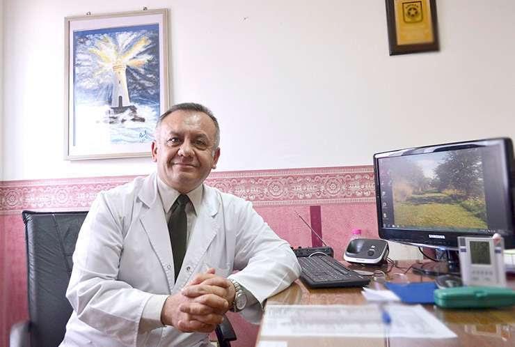 Raúl Domínguez, director del HRRG le aseguró a El Sureño que el objetivo está en el bienestar del paciente.