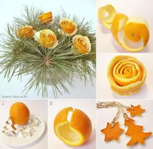 Mas com laranjas