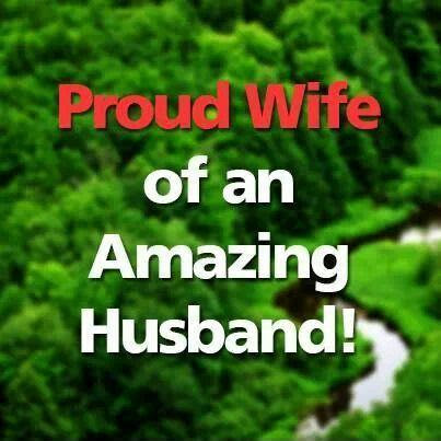 Proud Wife Of An Amazing Husband Picture Quotes
