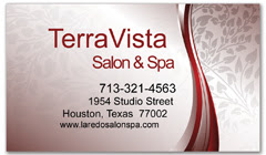 BCS-1047 - salon business card