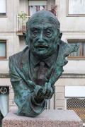 Carvalho Calero. Escultura.
