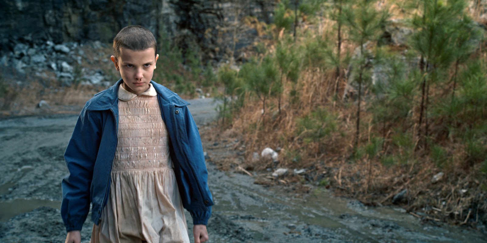 Image result for stranger things eleven