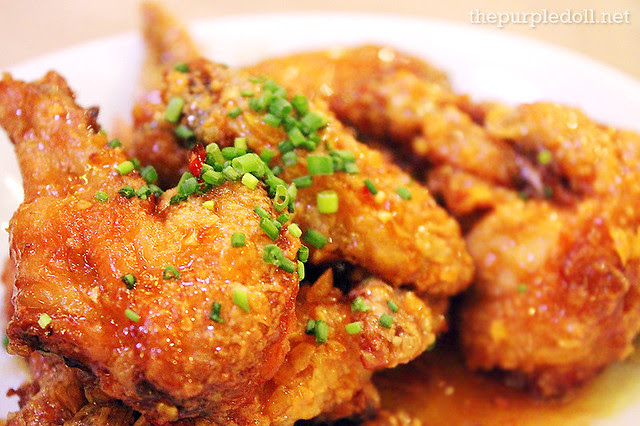 Caramelized Patis Wings (Medium P285)