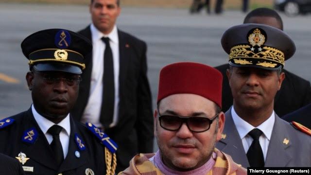 Mohammed VI, Abidjan, 23 février 2014
