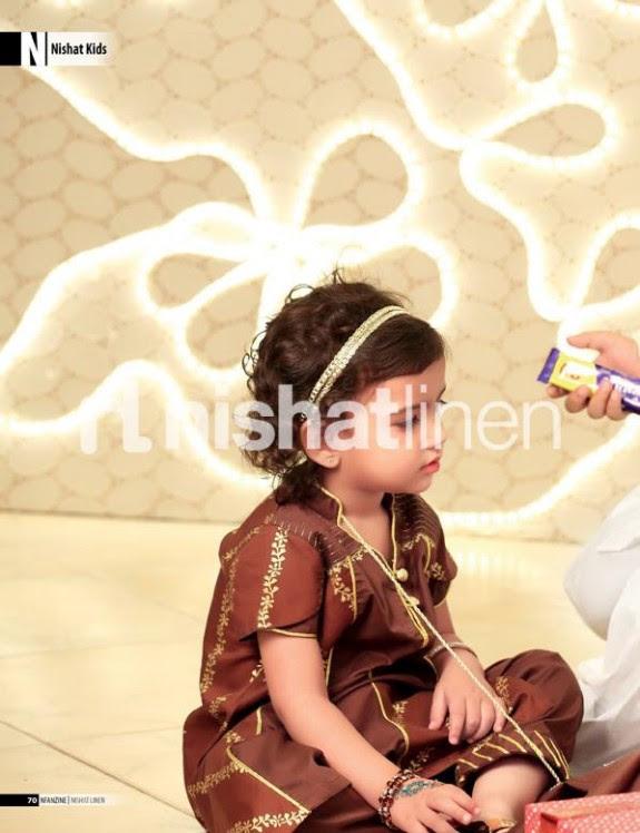 Nishat-Linen-New-Latest-Eid-Suits-Kids-Wear-Dresses-Collection-2013-2