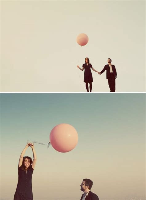 One Pink Balloon ? An Engagement Shoot in Los Angeles