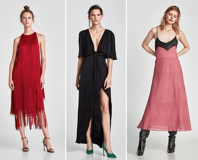 Vestidos Fiesta Zara 2017 7