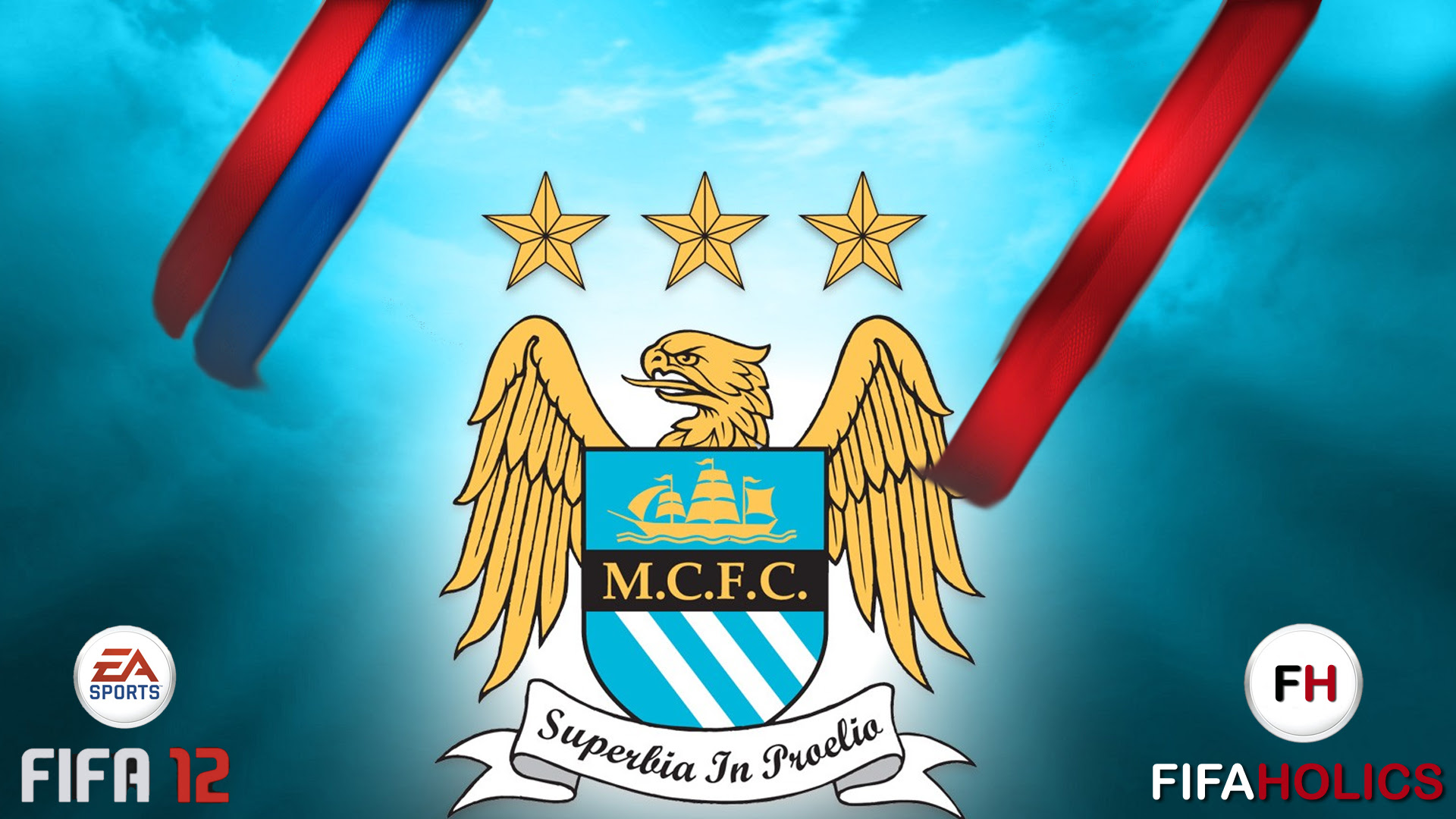 Sports: Manchester City Fifa 2012 Logo Picture HD ...