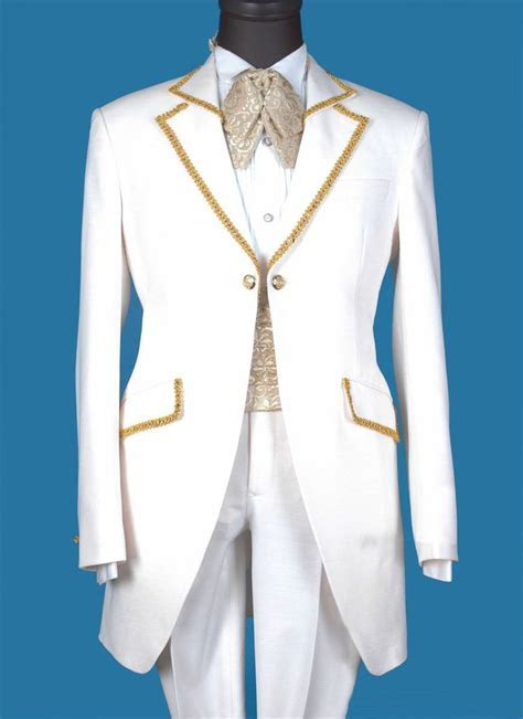 19 best mens white and gold wedding tuxedos images on