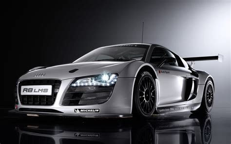 Audi R8 LMS 2010 Wallpapers   HD Wallpapers