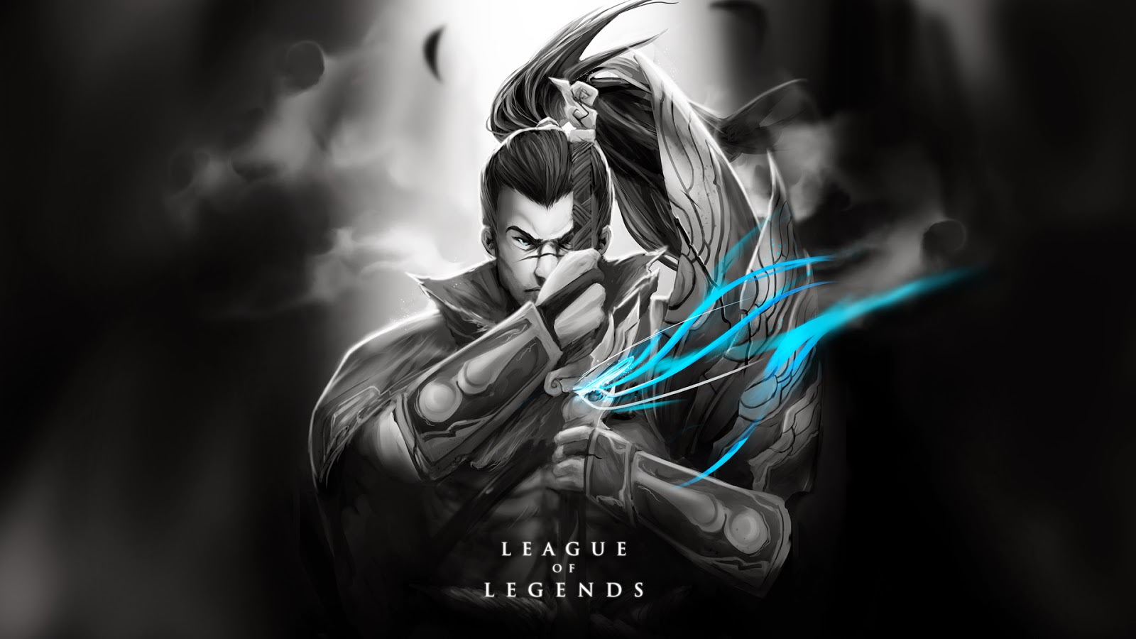 Zed League Of Legends Wallpaper Zed Desktop Wallpaper 1600x900