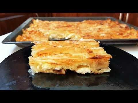 Πατσαβουρόπιτα με τυρί φέτα (Βίντεο)