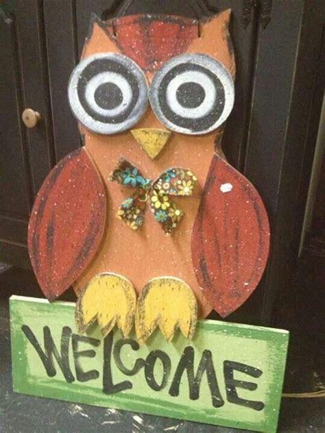 Tall wood craft owl   Crafts   Spring   Pinterest   Crafts