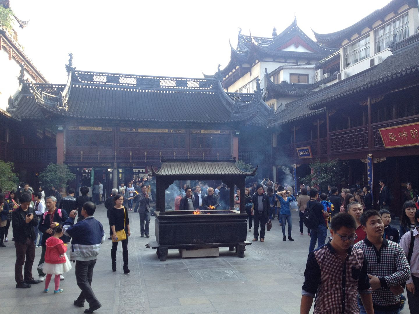 Shanghai in October--City God Temple/Yu Garden photo 2013-10-27150431_zps17f4b218.jpg