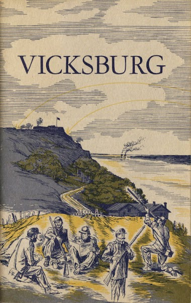 Vicksburg National Military Park, Mississippi, by William C. Everhart