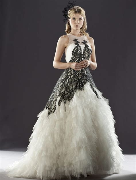 Everyday Is a Brand New Day: Fleur Delacour's Wedding Gown