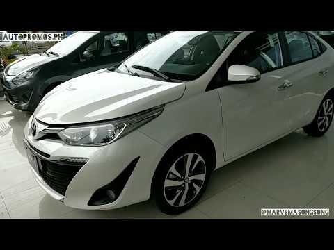 VIDEO: 2019 Toyota VIOS 1.5G | Whitepearl (Philippines)