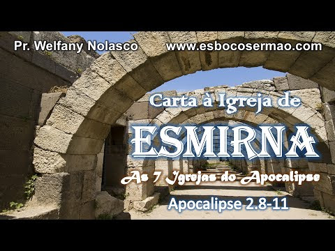 Carta á igreja de Esmirna no Apocalipse