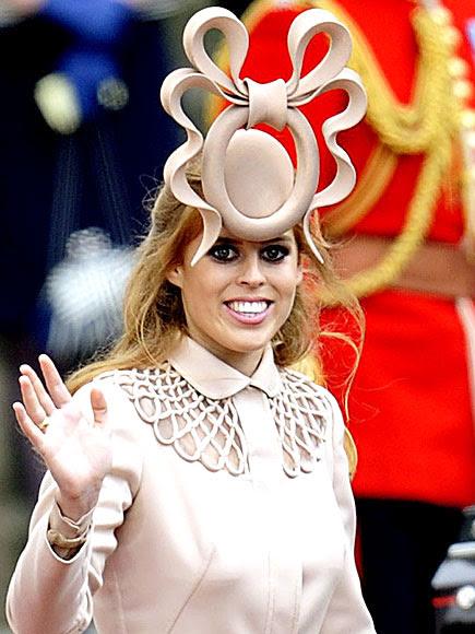 FAKE A BOW photo | Princess Beatrice