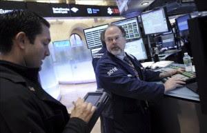 Wall Street cerró a la baja. EFE