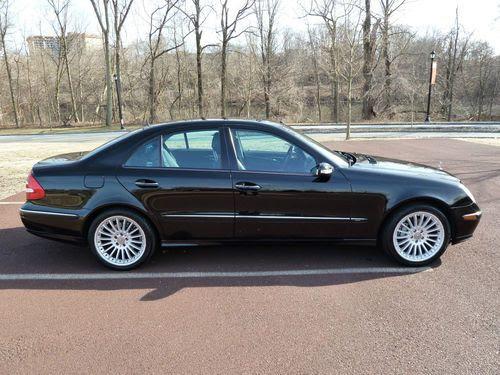 Buy used 2003 Mercedes-Benz E500 Base Sedan 4-Door 5.0L ...