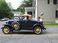 Antique Car by Teckelcar