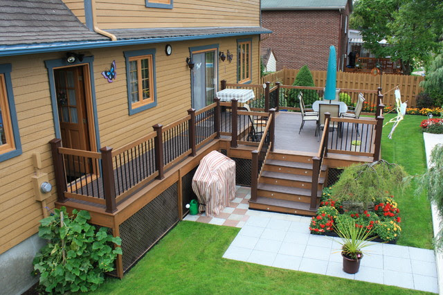 Choosing The Best Deck Stain And Sealer Decker Service Professionals