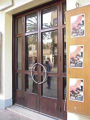 Doors, Cinema Impero, Asmara
