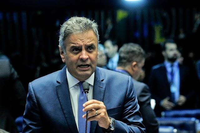 Aproximação de prévias no PSDB eleva tensão entre Doria e Aécio Neves