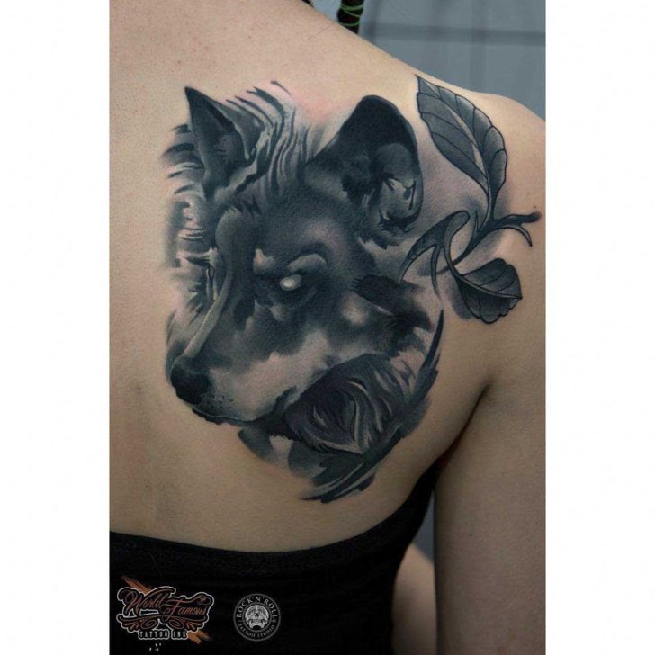 Wolf Tattoos Best Tattoo Ideas Gallery