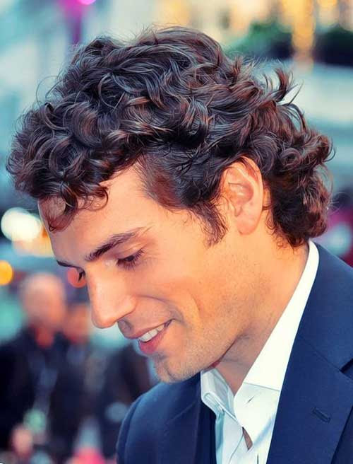 20 Curly  Hairstyles  Men  The Best Mens  Hairstyles  Haircuts