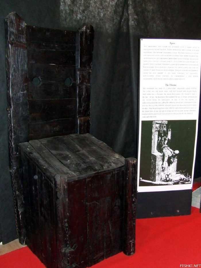 Museum Paling Sadis Dunia, Koleksi Museum Seram Paling Menyeramkan