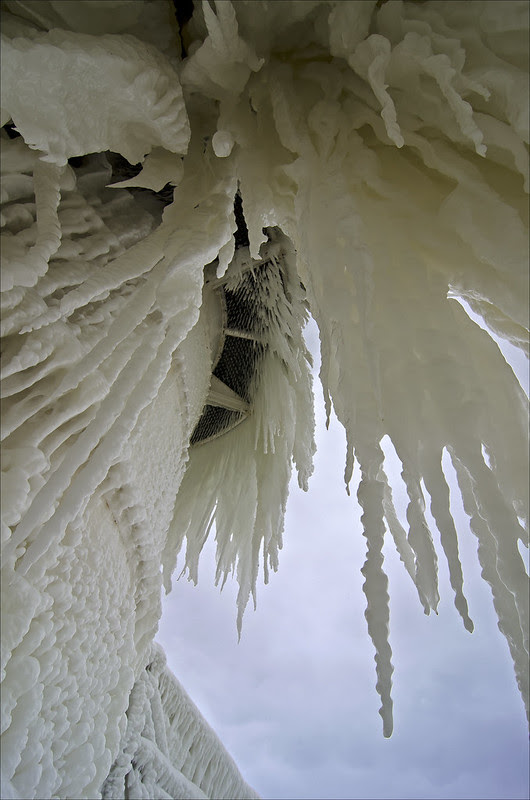 Beneath the Points of Ice