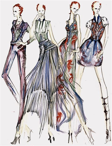 fashion design sketches  dresses review shopping guide