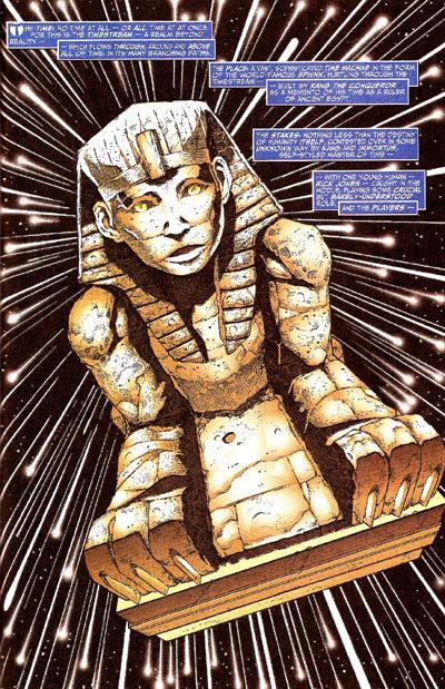 Avengers Forever panel