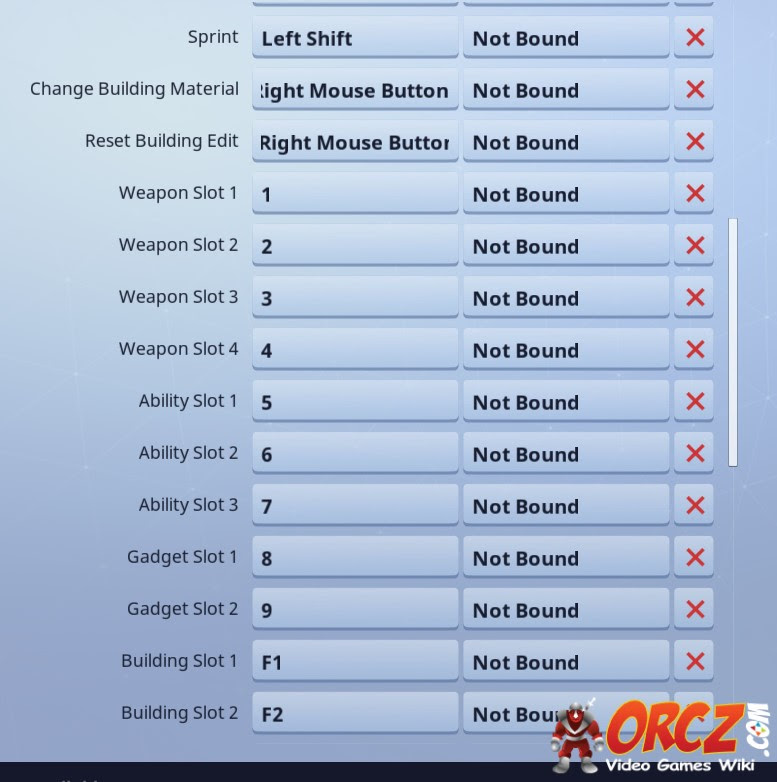 Top 5 Fortnite Best Keybinds Used By Pros