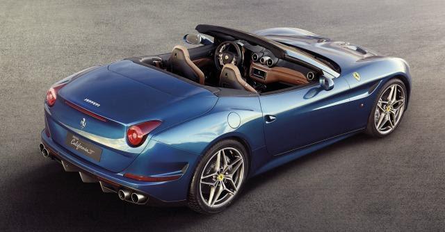 Ferrari California T, torna il turbo. In nome dei consumi ...