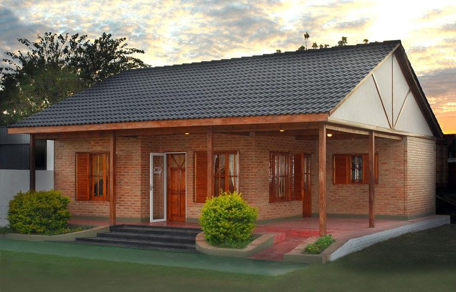 Casas de madera prefabricadas planos viviendas roca for Viviendas de madera precios