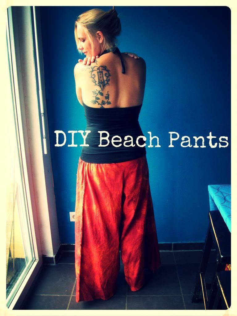 Beach Pants!