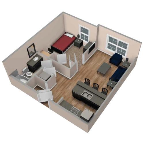 Rumah Minimalis Type 21 Untuk Keluarga Kecil Harmonis ...