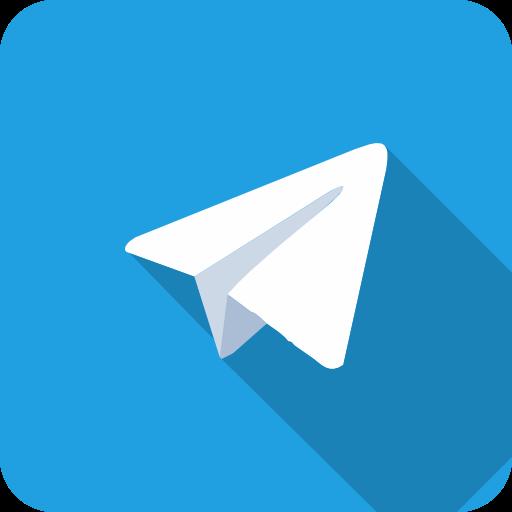 Resultado de imagen para telegram icono
