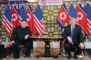 North Korea has no economic future if it has nuclear weapons: Trump